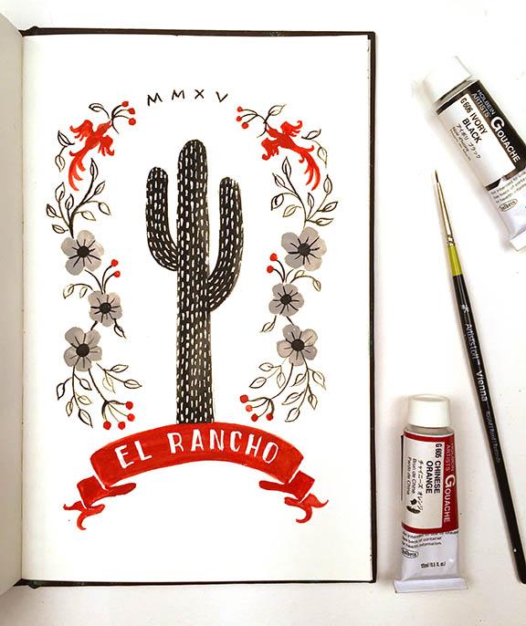 El Rancho Cactus