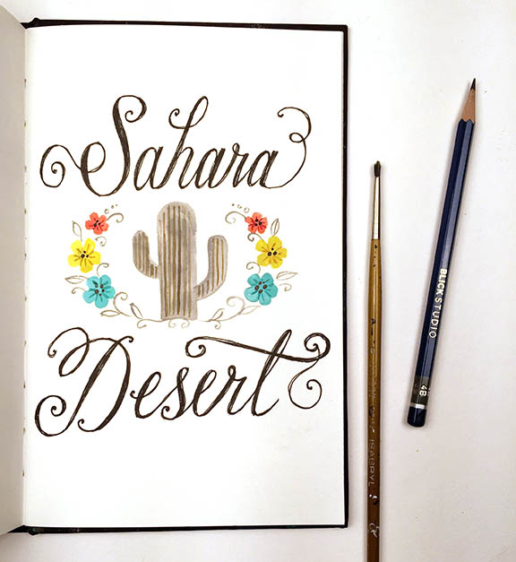 Sahara Desrt