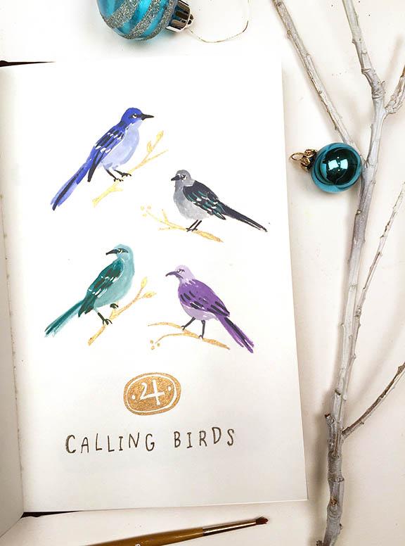 calling birds