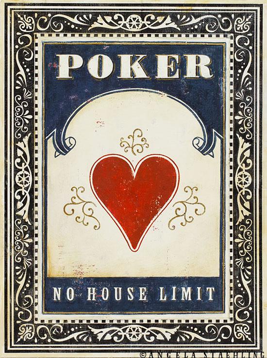 Poker Heart