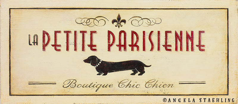 Petite Parisienne