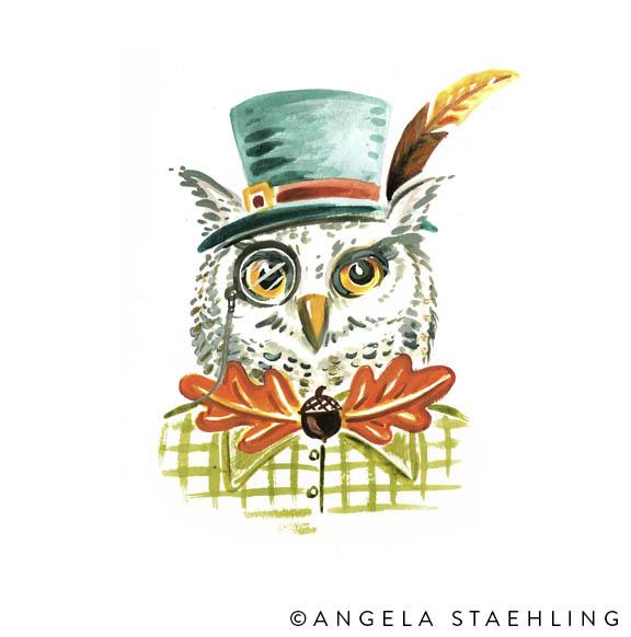 Harvest Owl