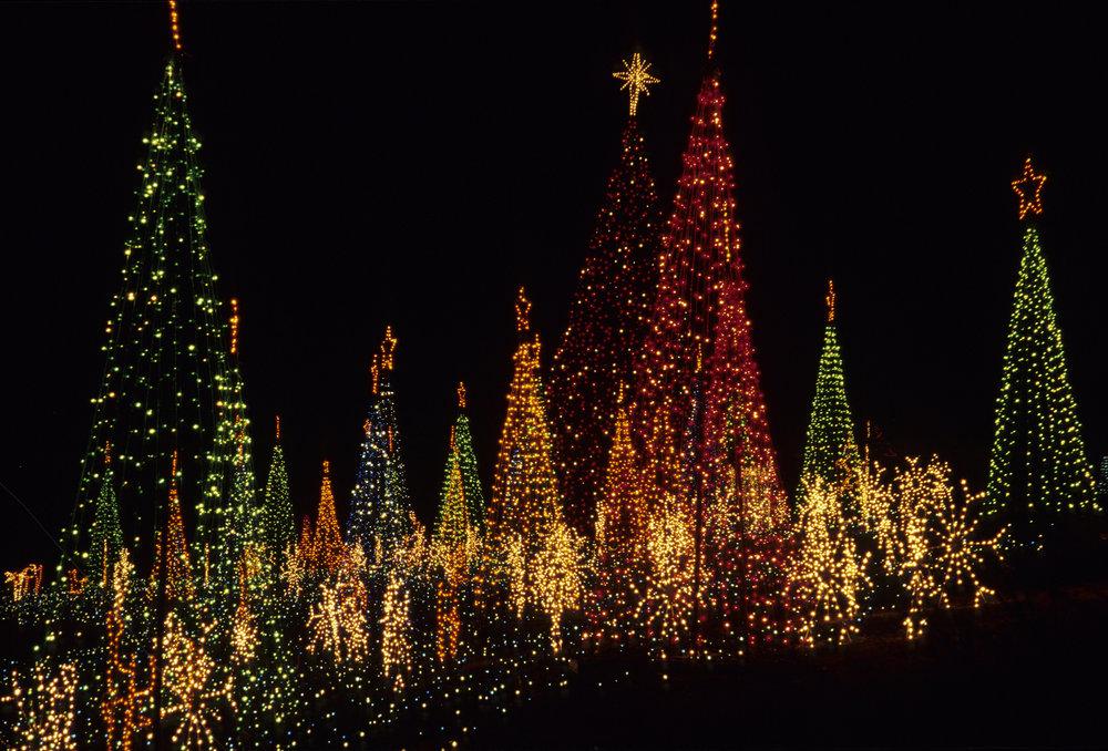 Oklahoma City\'s Perfect Holiday Light Road Trip — Linked