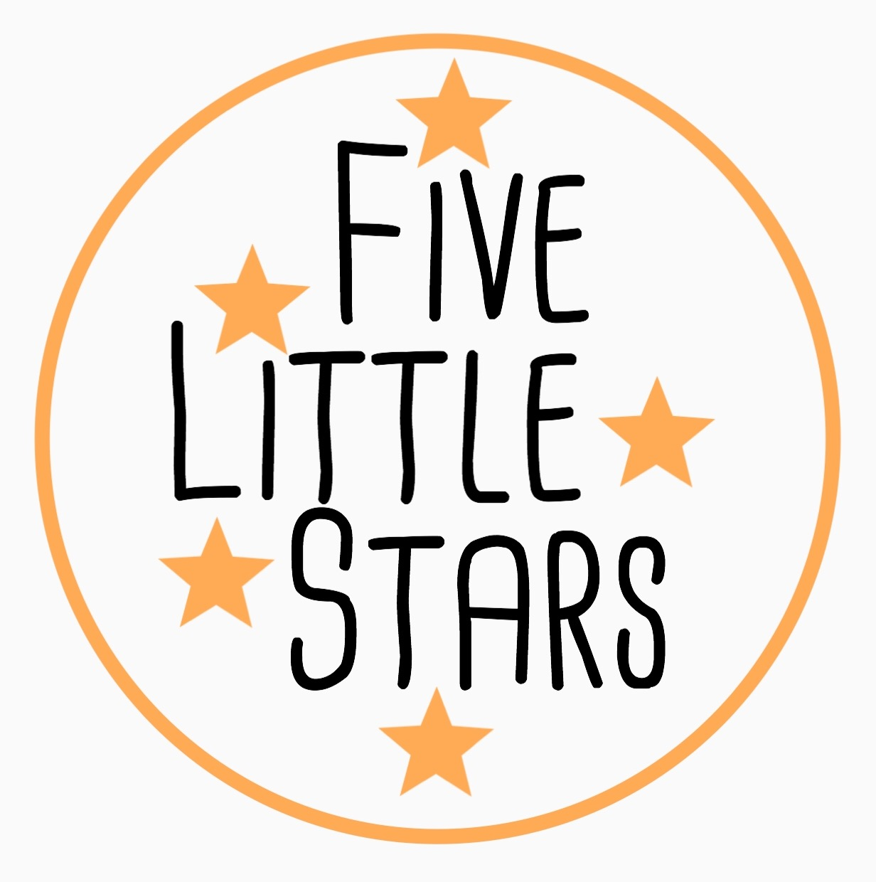 Five Little Stars