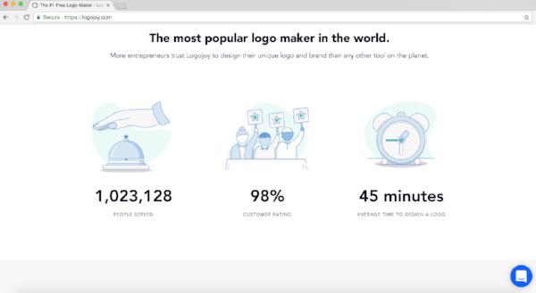 logo joy stats