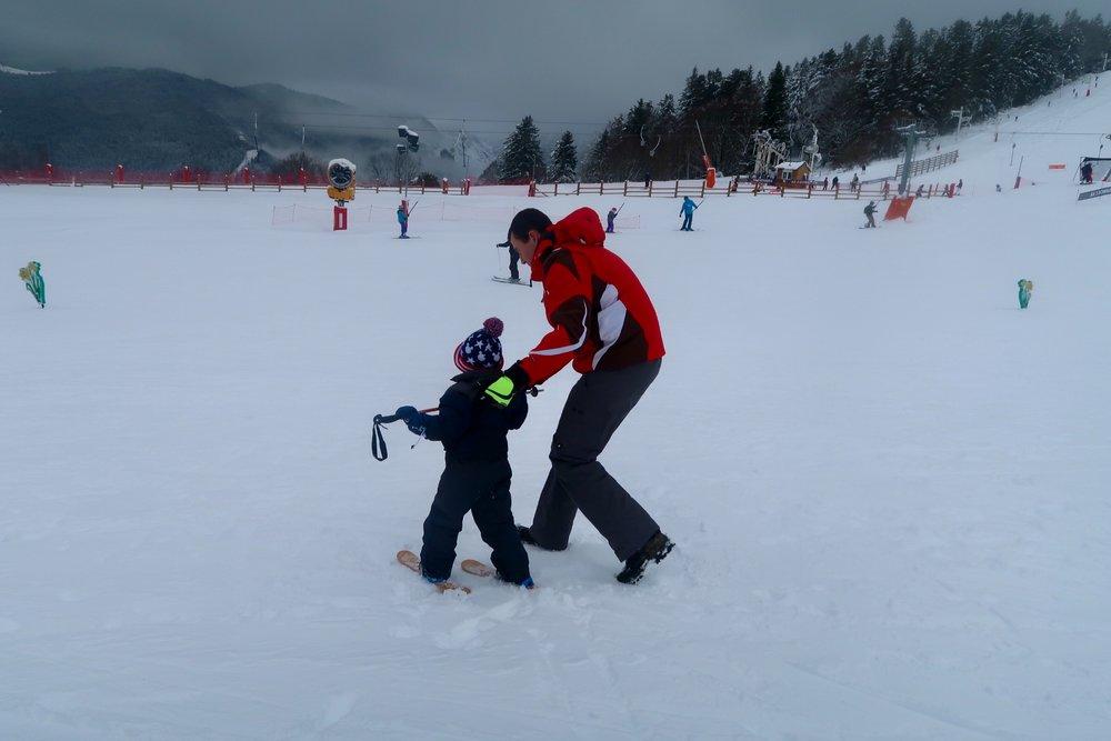 Ax-les-Thermes starter ski