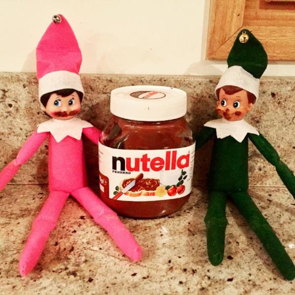 Five Little Stars Elf on the Shelf