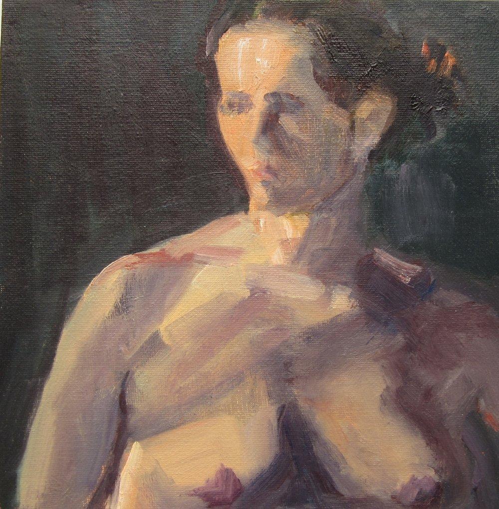 Woman in Barcelona