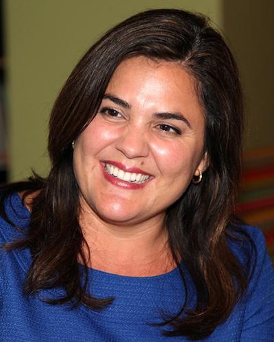 Michele Siqueiros, President