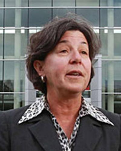 Karen Stout, President & CEO