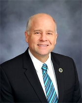Erik Skinner, Interim Chancellor