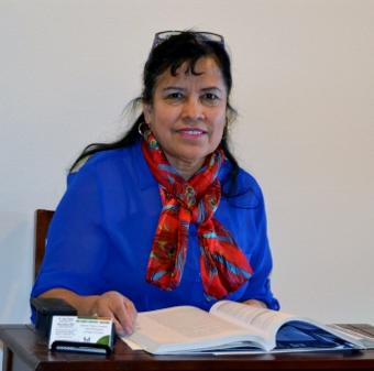 Alma Chacón, MED