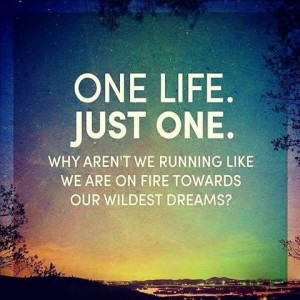 One Life Just One-Thrive Consulting