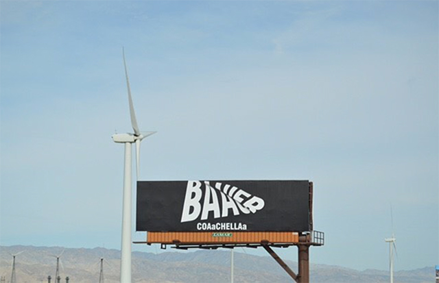 Baauer Billboard