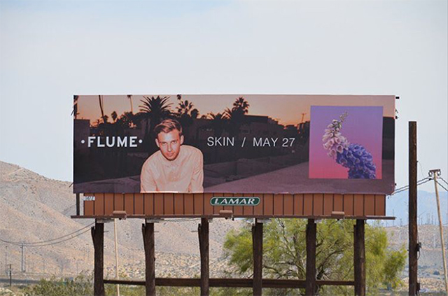Flume Billboard