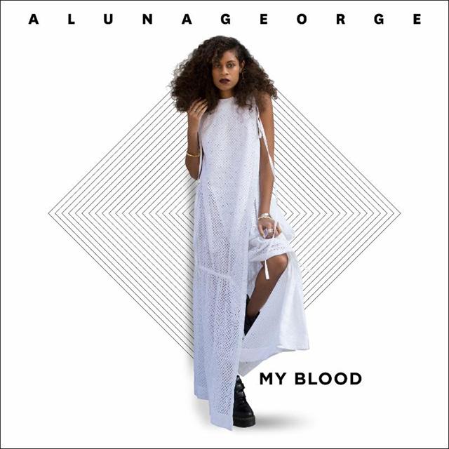 alunageorge my blood