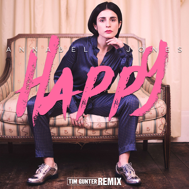 Annabel Jones - Happy (Tim Gunter Remix)