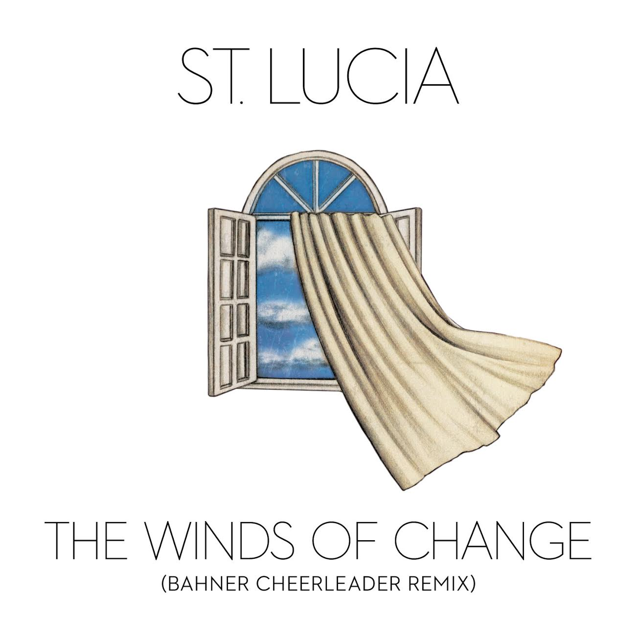 St. Lucia - Winds of Change (Bahner Cheerleader Remix)
