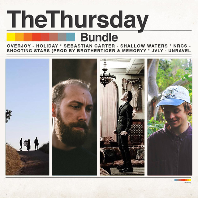 THE THURSDAY BUNDLE 081116