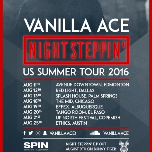Vanilla Ace Tour