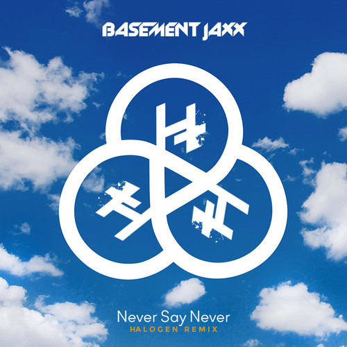 Basement Jaxx - Never Say Never (Halogen Remix)