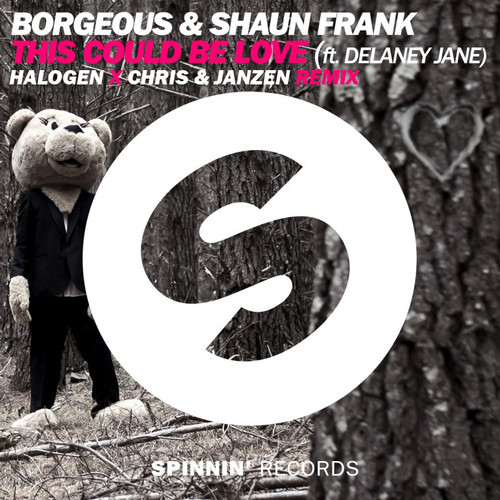 Borgeous & Shaun Frank This Could Be Love Halogen Chris Janzen