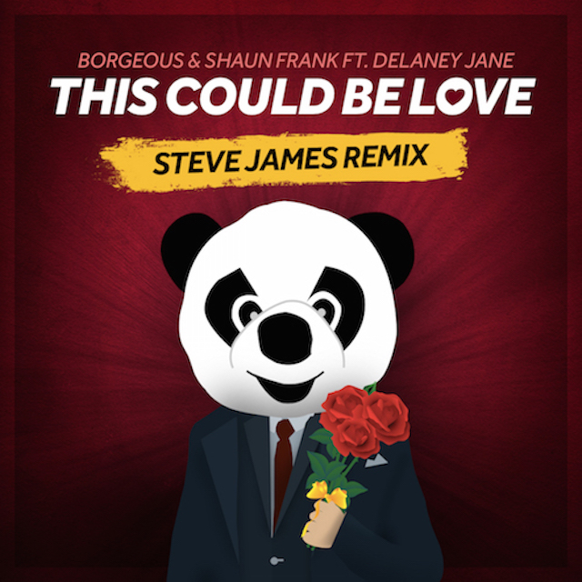 Borgeous Shaun Frank This Could Be Love Steve James