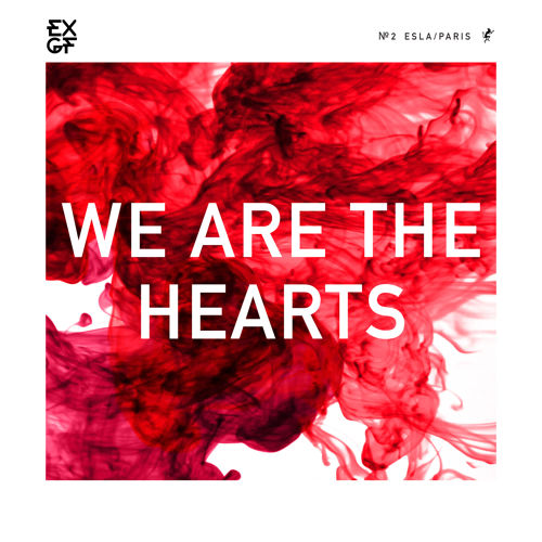 EXGF We Are The Hearts