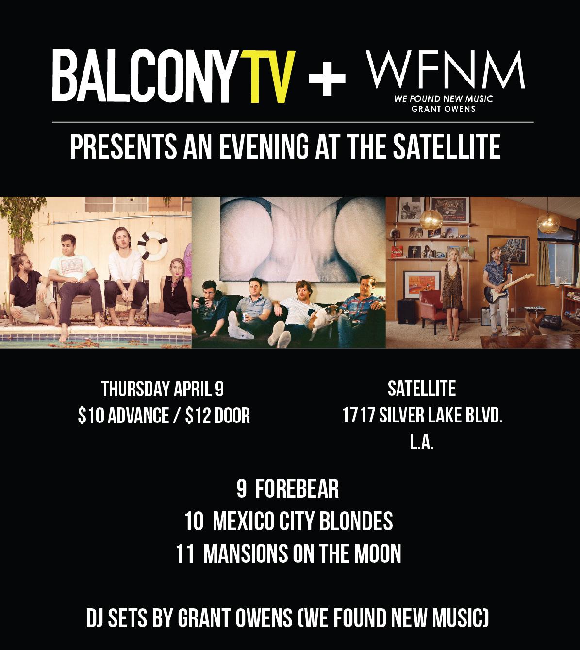 BalconyTVCo-Present