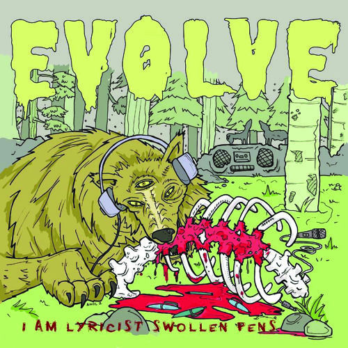 Evolve - Trophies Ft Mickey Factz Kev La Kat Remix