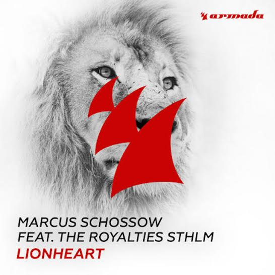 Marcus Schossow Lionheart The Royalties STHLM
