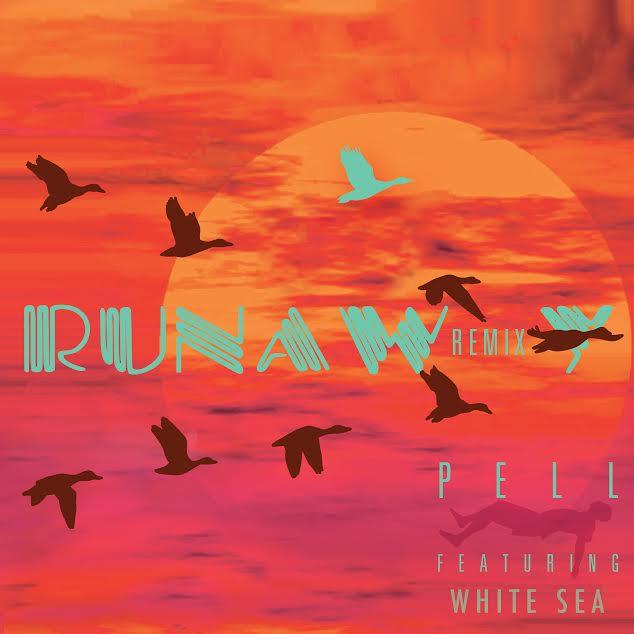 Pell Runaway White Sea