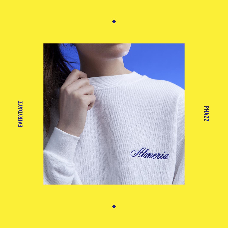 Everydayz & Phazz - Almeria-cover