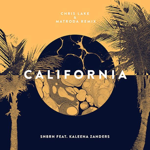 SNBRN California Kaleena Zanders Chris Lake Matroda