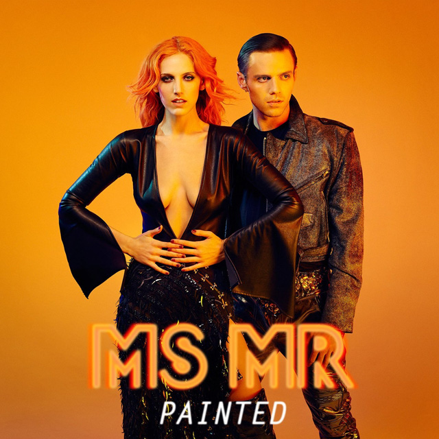 ms mr painted