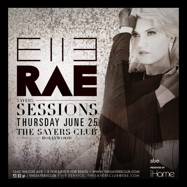 EllE RAE 6:25 Show