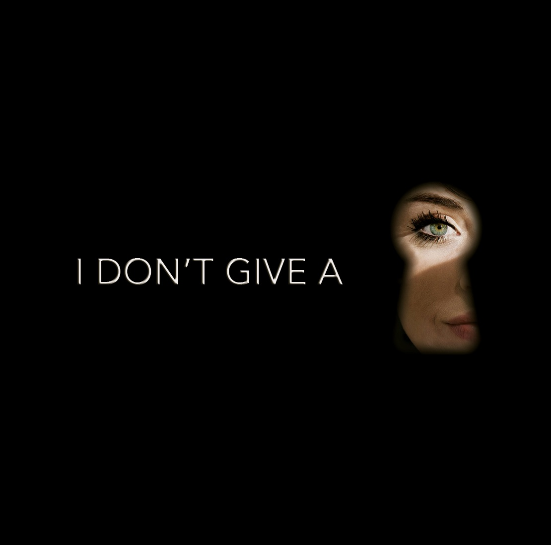 Jojee - I Don't Give A [Cover Art]