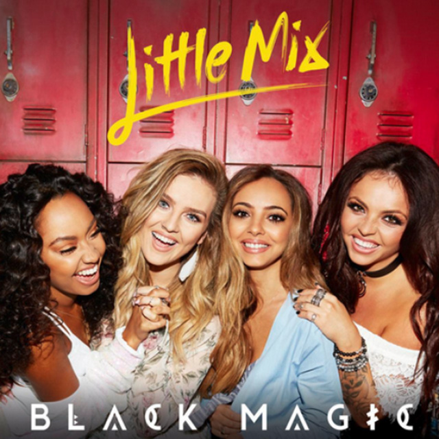Little Mix- Black Magic
