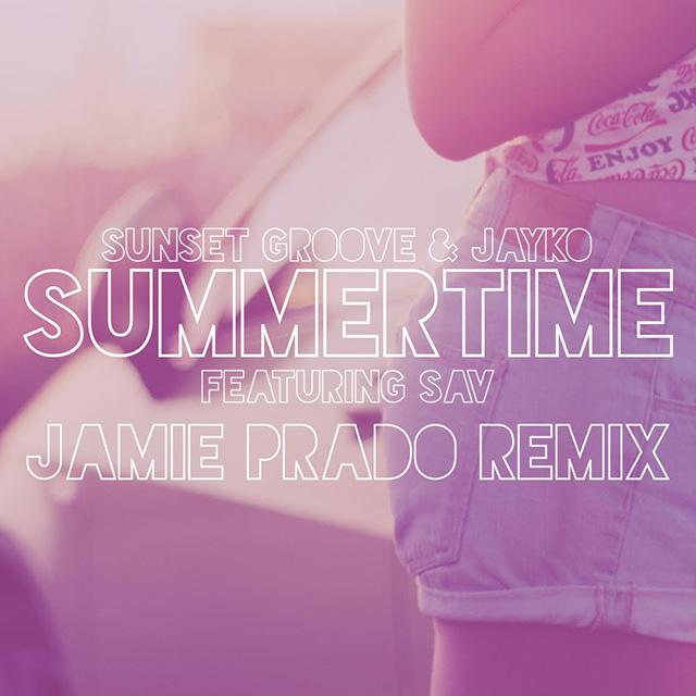Summertime Jamie Prado
