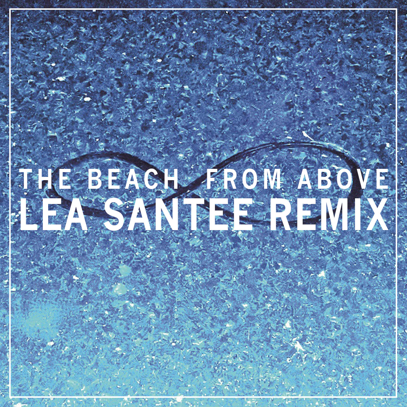 The Beach - From Above Cover (1)
