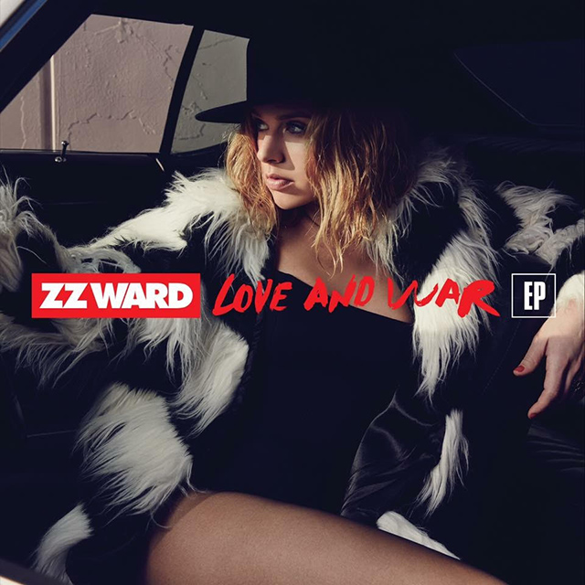 ZZ Ward Love And War EP