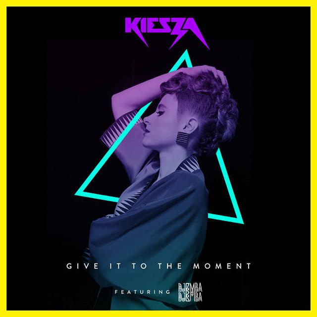 Kiesza Ft Djemba Djemba - Give It To The Moment