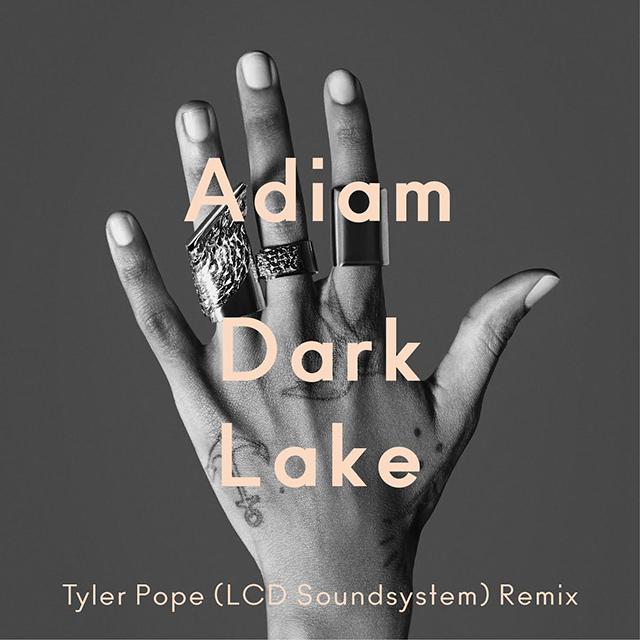 Adiam Dark Lake (Tyler Pope LCD Soundsystem Remix)