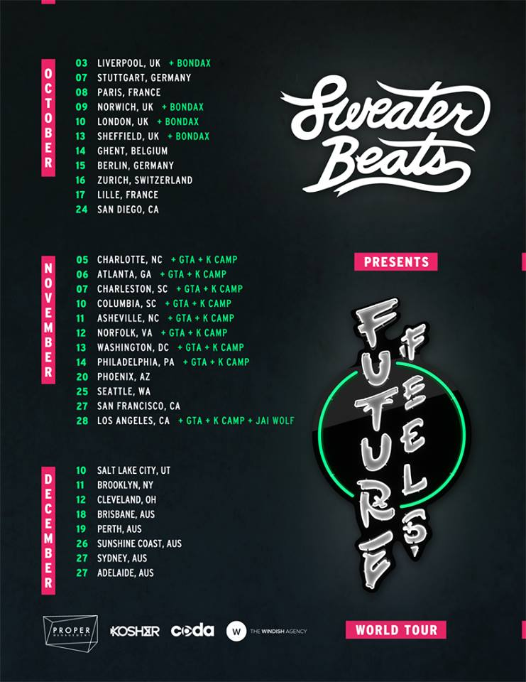 SB Tour Flyer