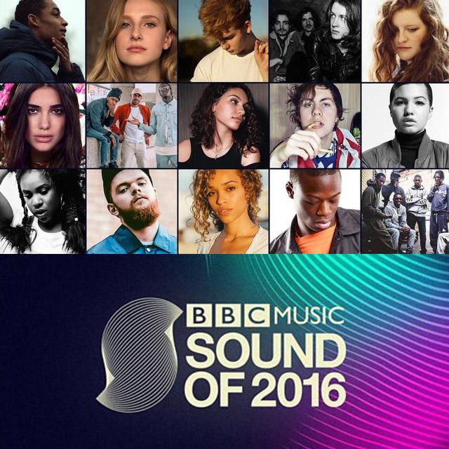 bbc sound of 2016