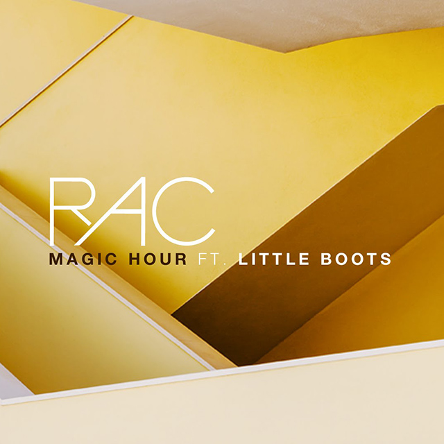 RAC Magic Hour Little Boots