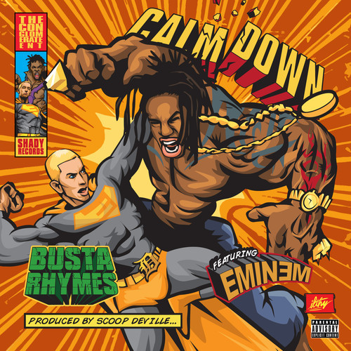 Busta Eminem Calm Down