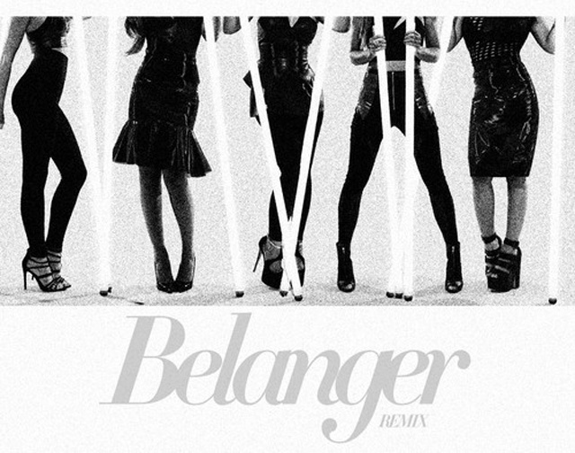 The Saturdays - What Are You Waiting For Belanger Remix