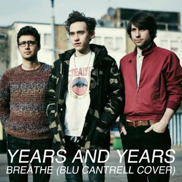 years and years - breathe