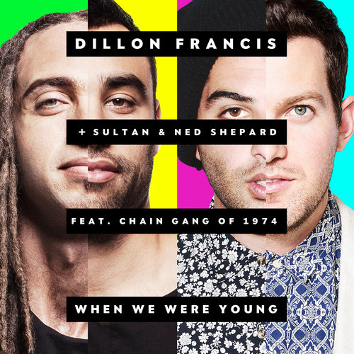 Dillon Francis Sultan Ned Shepard The Chain Gang Of 1974